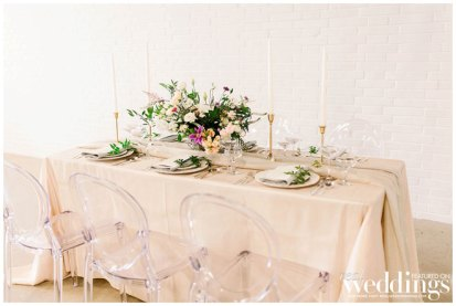 Roseville Wedding | Dreamy Floral Wedding Inspiration | Paige Brittany Photography