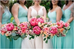 Flourish Lush Wedding Flowers