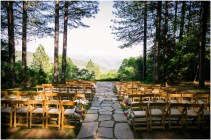 Forest House Lodge Wedding