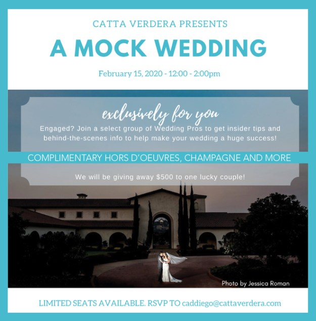 Catta Verdera Country Club Venue Open House