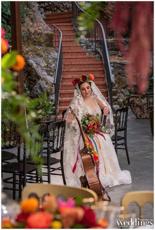 Nevada City Wedding | Spanish Style Wedding Inspo | Kristina Cilia Photography