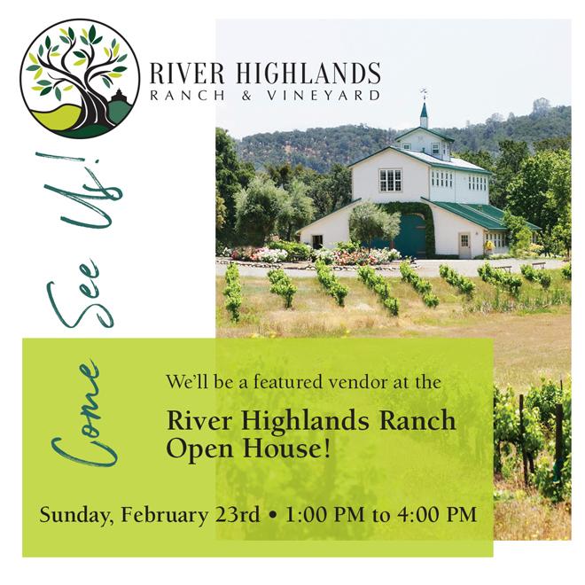 River Highlands Ranch - Sacramento Wedding Venue Open House