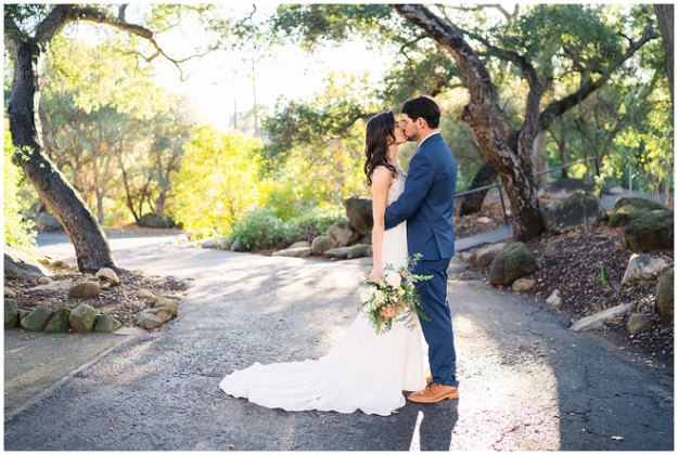 Nicole & Nick | Santa Barbara Wedding | Backyard Wedding Inspo | Valley Images Photography