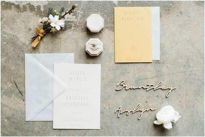 Wedding Invitations-Sacramento Roseville Wedding Bridal Styled Shoot Wedding Inspiration