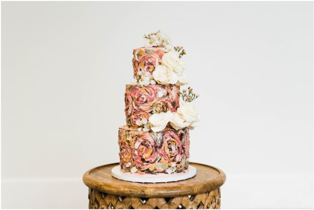 Palette Cakes-Sacramento Roseville Wedding Bridal Styled Shoot Wedding Inspiration