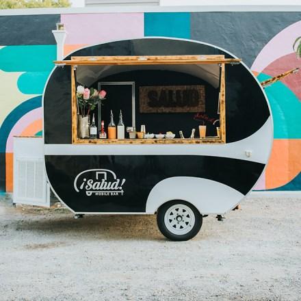 Salud-Sacramento-Mobile Bar Trailer-Bartending-Wedding Cocktails-Real-Weddings-Magazine