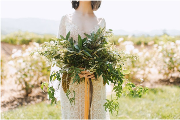 Dreamy Ethereal Romantic Wedding Inspiration Styled Shoot   Napa Valley Wedding