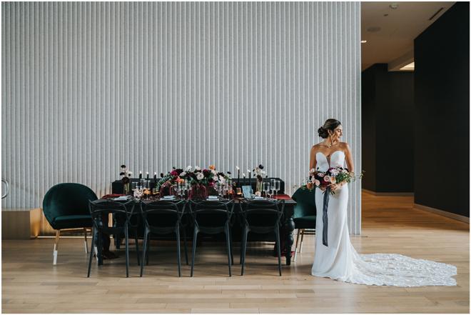 Sacramento Wedding Contemporary Styled Shoot Inspiration