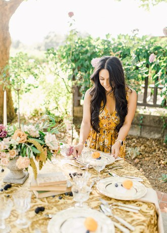 Real Weddings Magazine Special Offer Discount Events by Kristina Elyse Planner Designer Coordinator | Best Sacramento Tahoe Northern California Vendors
