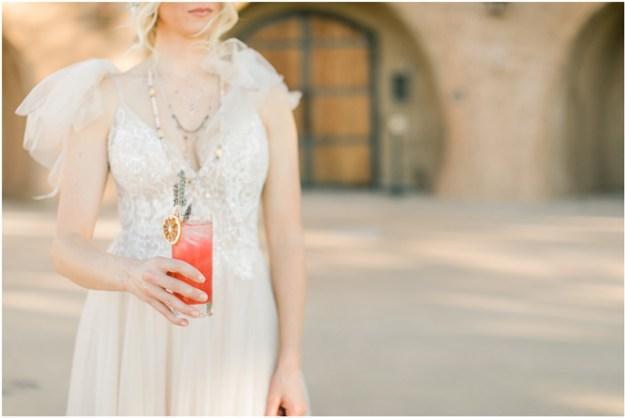 Signature Cocktail | Sacramento Weddings | Belle Aventure Mobile Bar Co.
