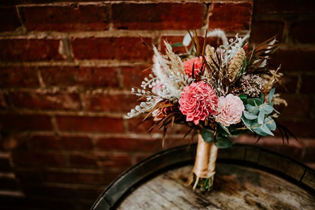 Curious Floral Sacramento Florist Faux Flowers Old Sugar Mill James Young Photography