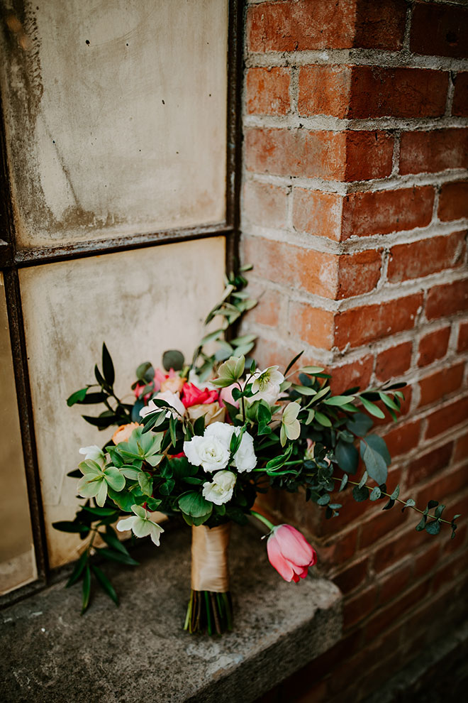 Visual Impact Design Sacramento Florist Pink White Wedding old Sugar Mill James Young Photography