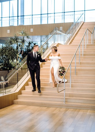 Real Weddings Magazine Special Offer Discount The Kimpton Sawyer Hotel Venue Event Center | Best Sacramento Tahoe Northern California Vendors