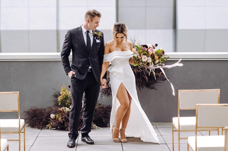 Real Weddings Magazine Special Offer Discount The Kimpton Sawyer Hotel Venue Event Center    Best Sacramento Tahoe Northern California Vendors