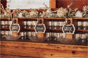 Rustic California Country Wedding at Dodasa Ranch by Natcha Jolene Photography Erin & Kyle