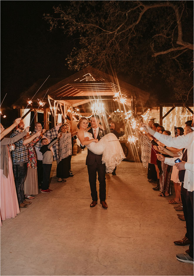 Свадьба в деревенском стиле в Калифорнии на ранчо Dodasa от Natcha Jolene Photography Erin & Kyle