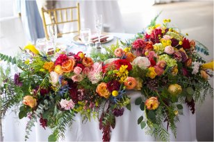 Lauren and James Colorful Scott's by the River Sacramento Wedding Shoop's Photography