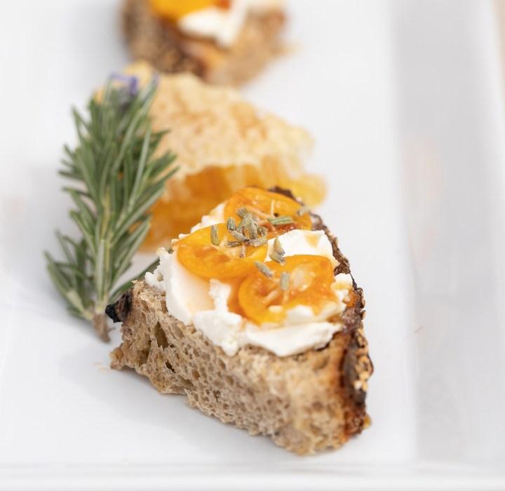 Simple Pleasures Catering - Appetizers - Lavender & Honey Styled Shoot