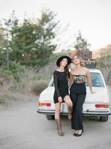 Australian Bohema meets Northern California
