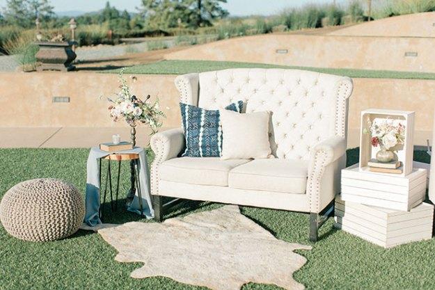 Hailey Ayson Photography Helwig Winery Real Weddings Magazine Celestial Wedding Sacramento