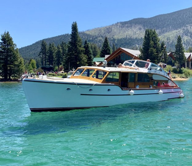 Win a Private Wine Tour on a Boat Lake Tahoe from Real Weddings Magazine Tahoe Tastings