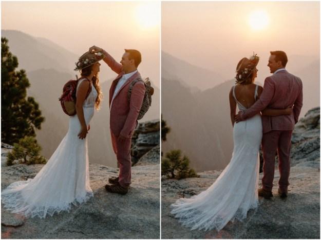 Sacramento Tahoe Adventure Wedding Photographer | Northern California Elopement Photography | Yosemite Microwedding Photographer