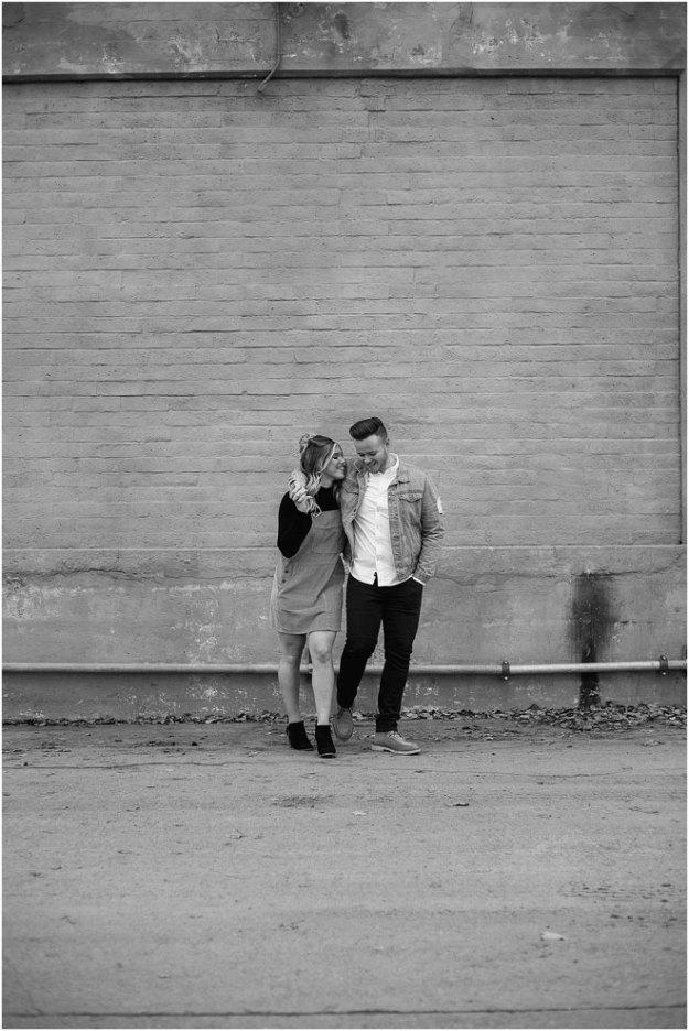 Allison Upchurch Photography Willo Ballroom The Shootout Society Engagement Photo Shoot Sacramento