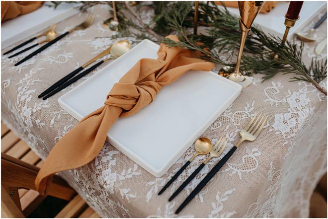 Fall Inspiration Styled Shoot | Elopement | Micro-Wedding | Sacramento Auburn Roseville Event Rentals