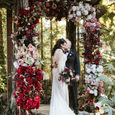 Chico Wedding Venue | Covid Elopement Styled Shoot