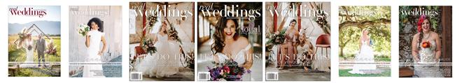 Find your wedding vendors through Real Weddings Magazine