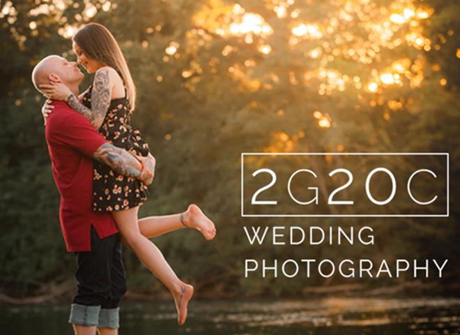 2G20C Wedding Photography