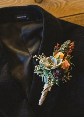 Strelitzia Flower Company-Boutonniere-SF19-2