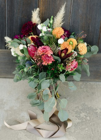 Accents by Sage Floral Design-Bridal Bouquet-WS20-1