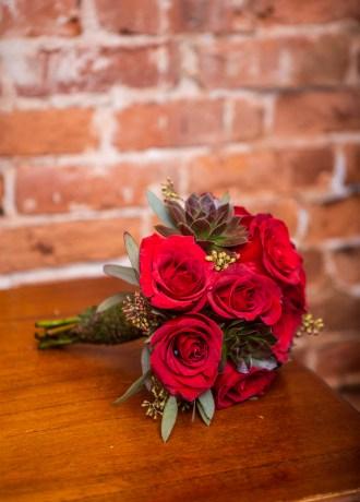 Carson Valley Florist-Bridal Bouquet-SF19-3