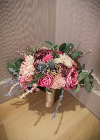 Curious Floral-Bridal Bouquet-SF19-1