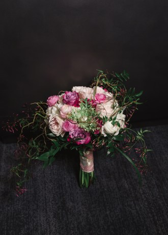 Relles Florist-Bridal Bouquet-SF19-1