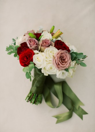 Wild Flowers Design Group-Bridal Bouquet-WS20-2