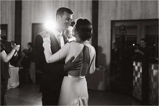 Elegant Fall Park Winters Wedding Hailey Ayson Photography Mia and Kevin