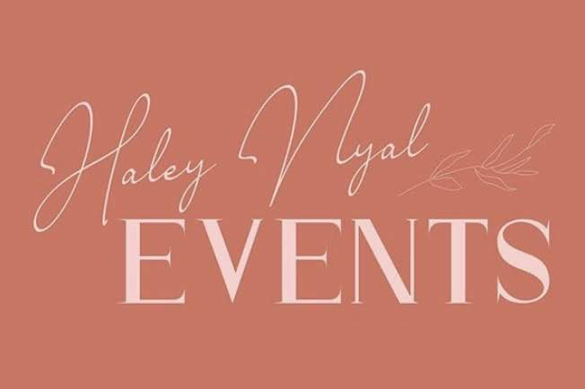 Haley Nyal Events