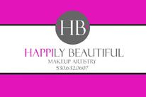 Happily Beautiful Makeup Artistry & Skin Studio