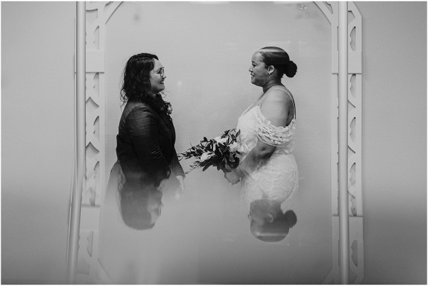 Downtown Sacramento LGBT Elopement Katherine Elyse Photography Aidalix and Andrea In N Out Wedding