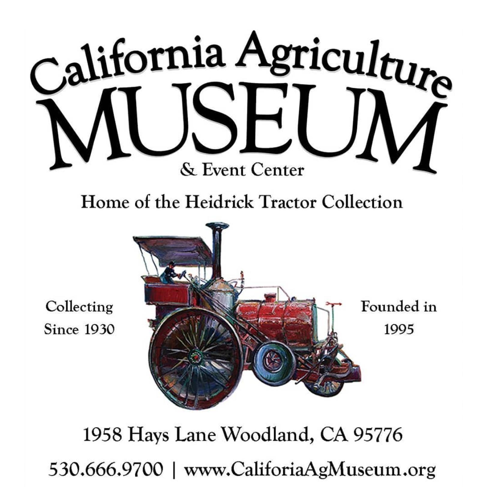 California Agricultural Museum  & Event Center