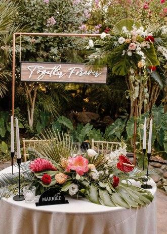 Custom Wedding Signage Sacramento Love Wild