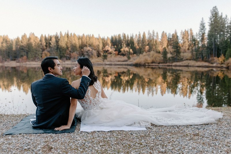 Katelyn Bradley Photography Charlotte and Mark Apple Hill Wedding