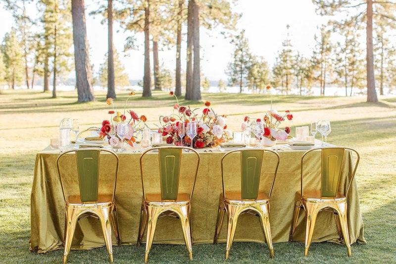 Angelina T Photography Lake Tahoe Autumn Wedding