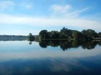 Beautiful day on the lake