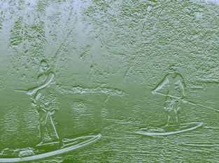 Paddleboard Relief