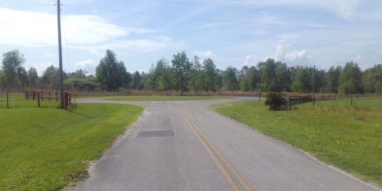 4.9 acres Sedgefield Farms