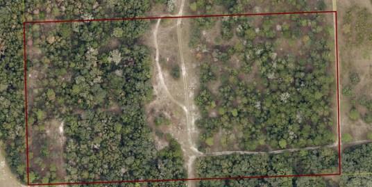 10 acres S. Columbia county