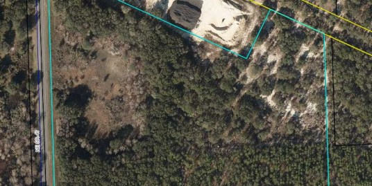 30+ acres Gilchrist Co. all or part